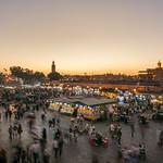 Amazing Jemaa El-Fnaa thumbnail