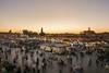 Amazing Jemaa El-Fnaa (jennifer.stahn) Tags: travel travelphotography marokko morocco marocco maroc jemaaelfnaa jemaa long exposure sundown sonnenuntergang koutoubia nikon people jennifer stahn