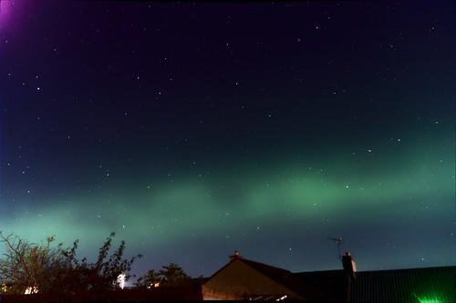 Aurora - Easter Ross, Scottish Highlands