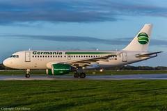 Germania D-ASTF (U. Heinze) Tags: aircraft airlines airways flugzeug planespotting plane nikon nikon28300mm haj hannoverlangenhagenairporthaj eddv