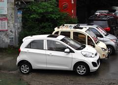 Yogomo E330 (rvandermaar) Tags: yogomo e330 yogomoe330 330 yogomo330 yujie china kia picanto guilin guangxi morning