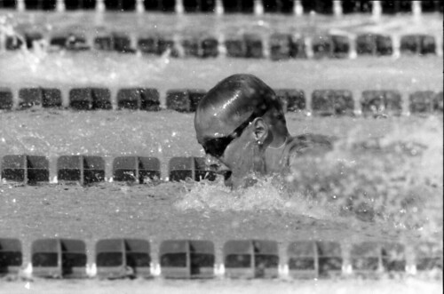082 Swimming EM 1991 Athens