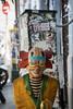 Disturbing Clown Statue - Athens, Greece (ChrisGoldNY) Tags: friendlychallenges challengewinners chrisgoldphoto chrisgoldny chrisgoldberg forsale licensing bookcovers bookcover albumcover albumcovers sonyalpha sonya7rii sonyimages sony greece greek grecia athens clown scary disturbing statue graffiti art streetart urban city sweep unanimous red rouge athena