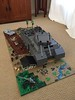 P1000 Landkreuzer (totenkopf lego) Tags: lego ww2 p1000 landkreuzer maus brickmania brickarms moc tank german battle