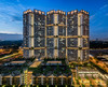 Skyville@Dawson (leslie hui) Tags: hdb publichousing bluehour panoromic sonya7rii cityscape architecture sonyalpha buildings singapore city panorama