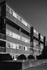 Triangle Estate (cybertect) Tags: cliffordculpinpartners london londonboroughofislington modernism olympusomzuikoshift35mmf28 sonya7 triangleestate architecture brick building housing socialhousing