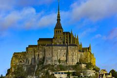 Mont Saint Michel (Brian Out and About) Tags: mont saint michel castles europe nikon travel d5200