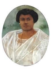 Doña Petra Lacson vda. de Yusay, 1948