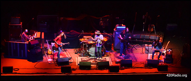 Hard Working Americans - Paramount - Seattle, WA - 11/4/17