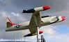 T'Bird (crusader752) Tags: lockheed t33 shootingstar thunderbirds sunfunexpocampuss museum florida jet tbird 570598