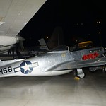 North American NA-123 P-82B Twin Mustang at Wright-Patterson thumbnail