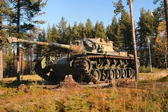 "M48A5 Norwegian  3 • <a style=""font-size:0.8em;"" href=""http://www.flickr.com/photos/81723459@N04/25020830848/"" target=""_blank"">View on Flickr</a>"