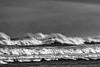 Storm Waves 1 (digiphill) Tags: 2017 coast cresswell december northeast northumberland northumberlandcoastaonb seascape seashore waves bigwaves blackandwhite monochrome silverefexpro