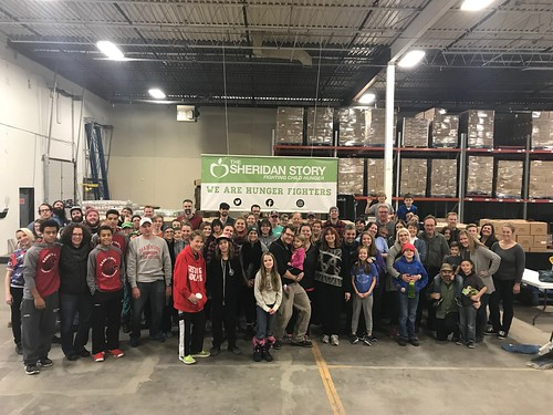 Holiday Packing Event 12/9/17