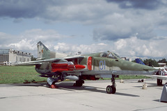 MiG-27M (Rob Schleiffert) Tags: mig zhukovsky mig27 flogger krypton missile kh31 as17 russianairforce