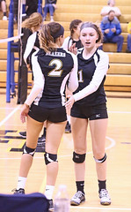 IMG_1082 (SJH Foto) Tags: girls volleyball high school lancaster mennonite littlestown hs team