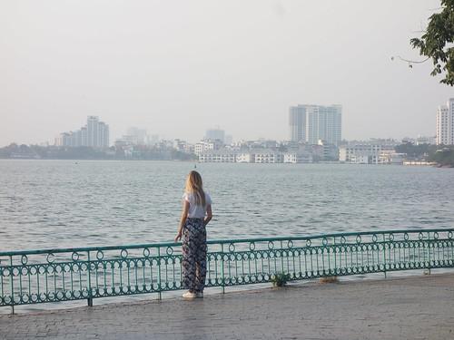 Un des lacs de la ville 2