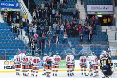 2013-10-08 AIK-Frölunda SG4673 (fotograhn) Tags: ishockey hockey icehockey shl svenskahockeyligan swedishhockeyleague aik gnaget frölundahc indians jubel jublande glad glädje lycka happy happiness celebration celebrates sport sportsphotography canon stockholm sweden swe