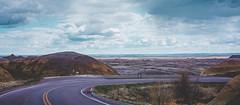 badlands, sth dakota (awalkintothefray) Tags: badlands usa america igbliss way2ill depthobsessed visualambassadors artofvisuals justgoshoot nature travel wanderlust exploreeverything explore mountains cliffs natureworld hiking