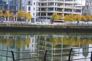 DULNAS-RIVER LIFFEY , DUBLIN , IRELAND