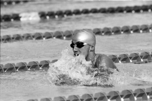 218 Swimming EM 1991 Athens