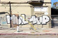 MUL, 1UP (STILSAYN) Tags: graffiti east bay area oakland california 2017 mul 1up