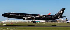 9H-TQM Hi Fly Malta Airbus A340-313 (Niall McCormick) Tags: dublin airport eidw aircraft airliner dub 9htqm hi fly malta airbus a340313 a340 a343 plane