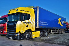 DSC_0006 (richellis1978) Tags: truck lorry hgv lgv transport haulage logistics cannock scania s mark thompson po17ums