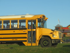 First Student #581 (ThoseGuys119) Tags: firststudentinc schoolbus pinebush newyork pinebushcentralschools