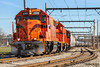CSS 2006 @ Hammond, IN (Michael Polk) Tags: chicago south shore bend railroad emd gp382 2006 freight train stateline interlocking hammond indiana