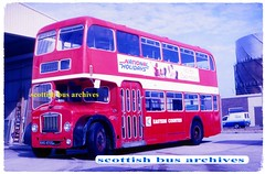 EASTERN COUNTIES FLF470 KNG470D (SCOTTISH BUS ARCHIVES) Tags: kng470d flf470 easterncounties ecw nationalbuscompany