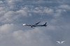 Formation flying with an ANA 777-300ER (gc232) Tags: airtoair air2air air livefromtheflightdeck live from flight deck rvsm levels fly airplane plane spotting aviation avgeek flying travel airline pilot work boeing 777 777300er b777 canon g7x