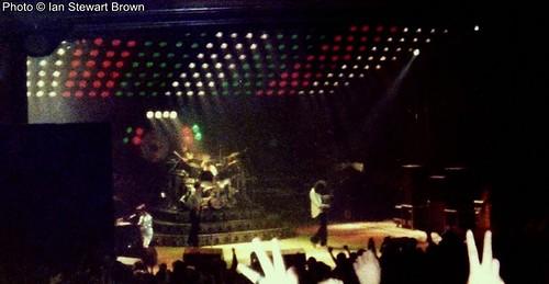Queen live @ Liverpool - 1979