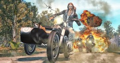 I think we traveled a little too far this time !! (brian.werefox) Tags: findyours arcade man cave uber clavv gb ascend epia sau jian nazis forge catwa clef de peau signature adventures indiana jones action bike