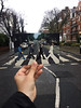 The Beatles (Elif Erkk) Tags: london england beatles musc music road british