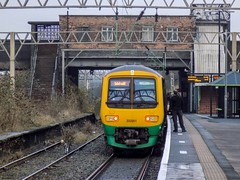 Half and Half (Jason_Hood) Tags: duddeston birmingham class323 abandoned disused