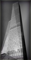 Moscow City black and white #MoscowCity (NO PHOTOGRAPHER) Tags: hochhaus gebäude cityscape skyline detail construction blackandwhite monochrome architecture architectural urban building outdoor iphoneography iphonephotography exterier russia moscowcity technoart sky clouds moscowphotography blue skycraper iphone 6s panorama panoramatic москва россия архитектура строительство река мост