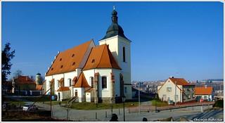 Kirche des Hl. Ägidius in Wlaschim