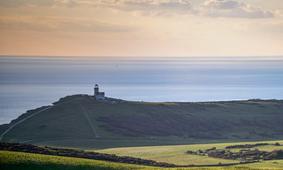 Belle Tout lighthouse - Afternoon Light