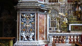 IMG_8430 - barocco nella chiesa di santa caterina di alessandria a palermo