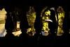 Centinela (pcoradini) Tags: rosario santa fe provincia ciudad república argentina país terraza balcón luces paisaje urbano edificio árbol hoja cable silla hierro metal madrugada night no flash shoot nikon d3100 iso long exposure