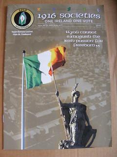 1916 Societies - Irish Republican Magazine / Publication