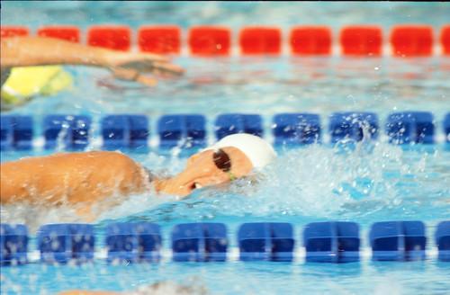 492 Swimming EM 1991 Athens