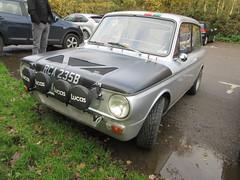 1964 Hillman Imp - 'Rally ' conversion.. (John(cardwellpix)) Tags: 1964 hillman imp extensively converted rallying touring car newlands corner guildford surrey