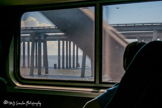 Amtrak's City of New Orleans | Lake Pontchartrain