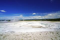 Fountain Geyser, Yellowstone NP, USA (Andrey Sulitskiy) Tags: usa yellowstone wyoming