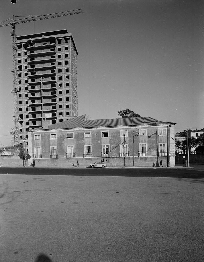 Palácio Valença-Vimioso, Campo Grande (Armando Serôdio, 1968)