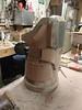 Gauntlet Smoothing (thorssoli) Tags: greyknight terminator spacemarine ordomalleus warhammer wh40k 40k 40000 armor prop costume replica cosplay