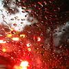 rear lights (vertblu) Tags: glass windshield windscreen car driving reflection reflectedlight refraction drops raindrops waterdrops rain raining evening streetlights blur blurry blurred abstract abstrakt abstraction abstractreflections abstracted red kwadrat 500x500 bsquare vertblu dof transcending transcendental anglesanglesangles