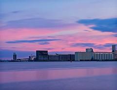 Industrial Duluth Sunset (TwinCitiesSeen) Tags: duluth minnesota twincitiesseen canon6d sunset tamron2875mm longexposure